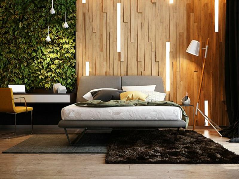 Die perfekte schlafzimmergestaltung innendesign for Coole teppiche