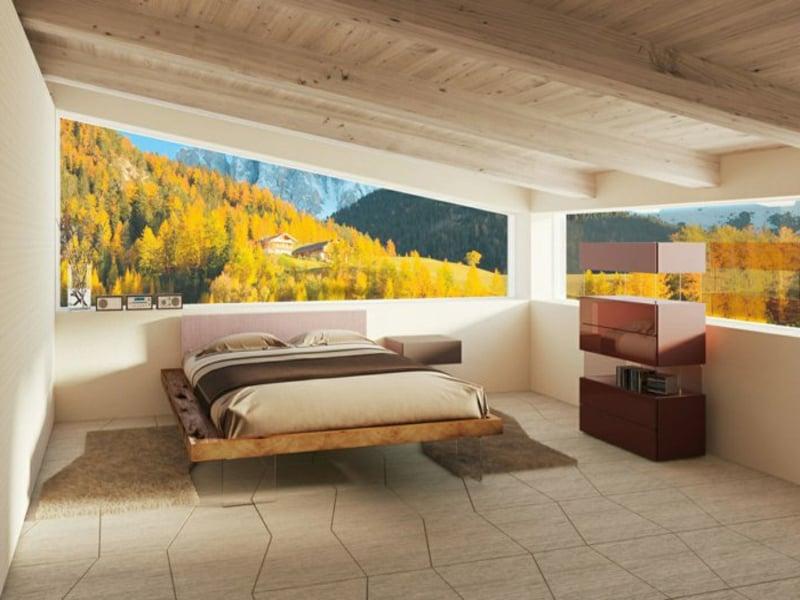 originelle schlafzimmergestaltung