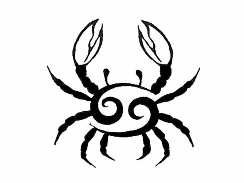 sternzeichen-tattoo-Black-Cancer-Zodiac-Tattoo-Design-Idea