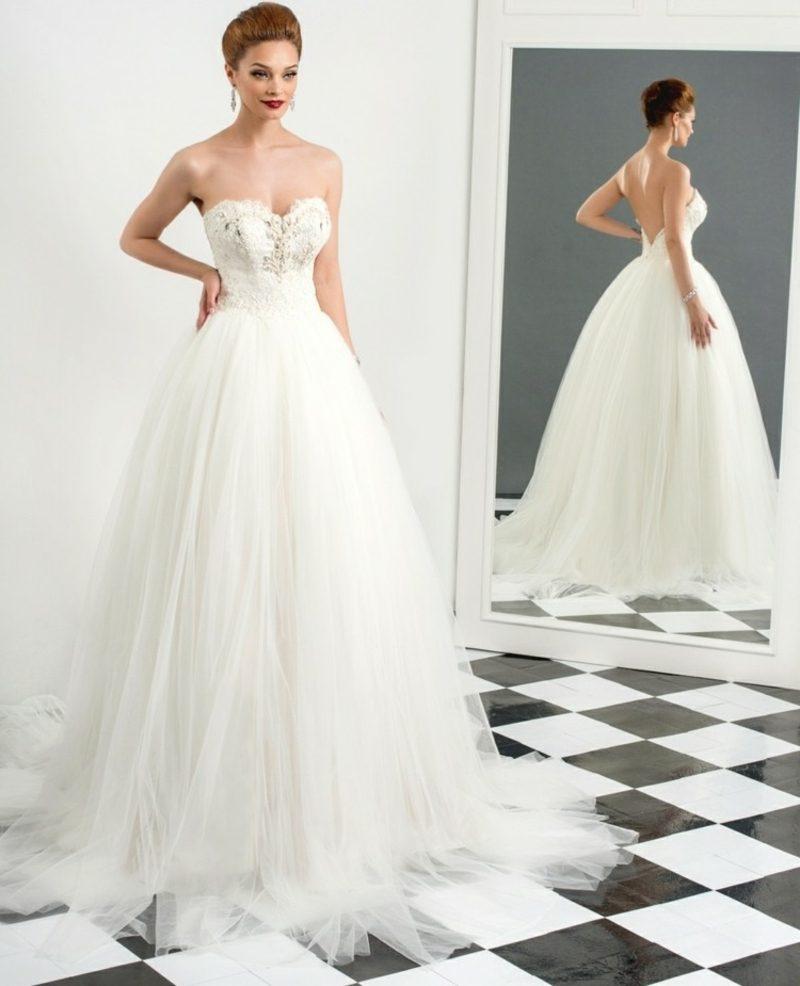 stilvolle Hochzeitskleider