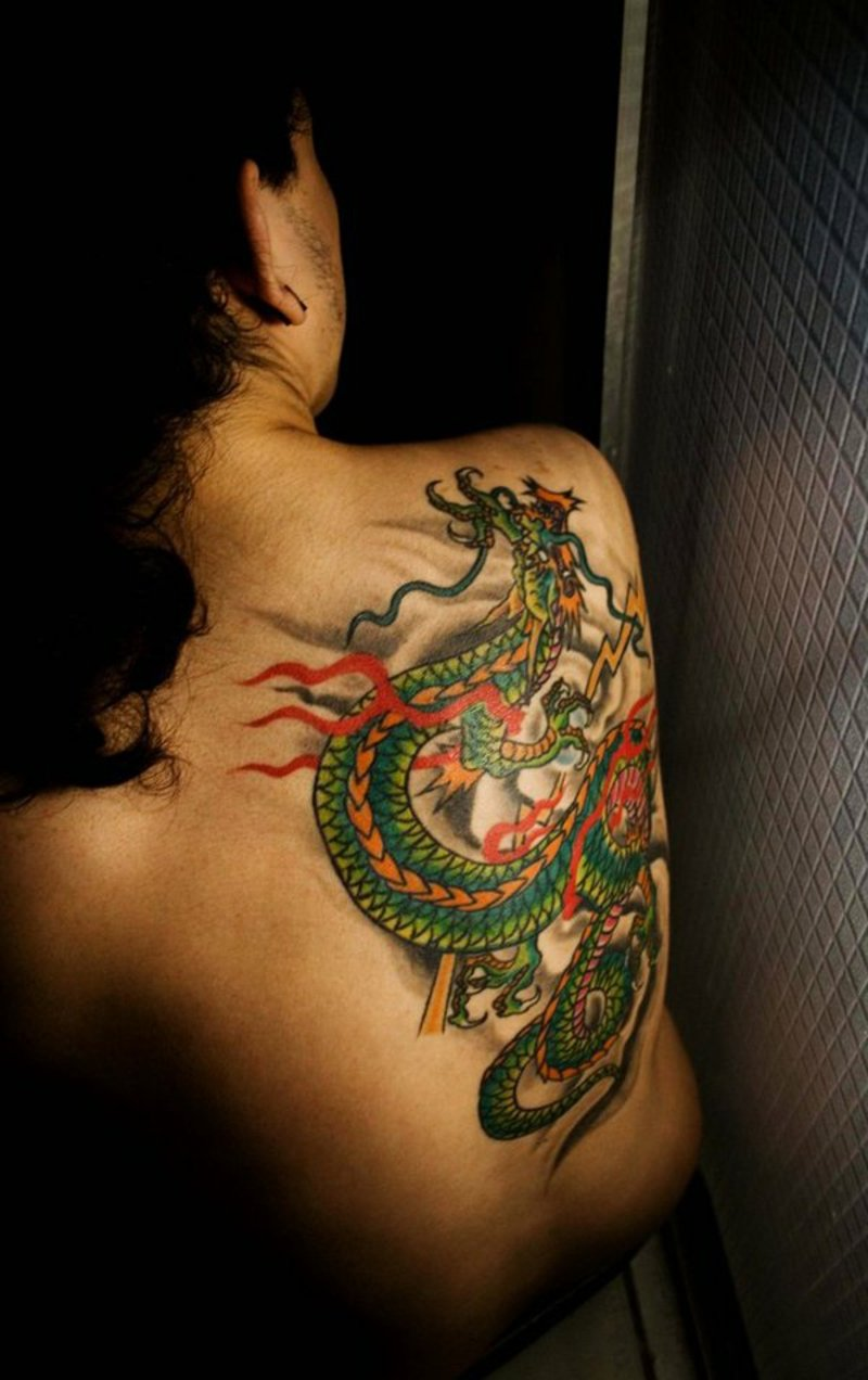 Dragon_Tattoo Forsaken Princess