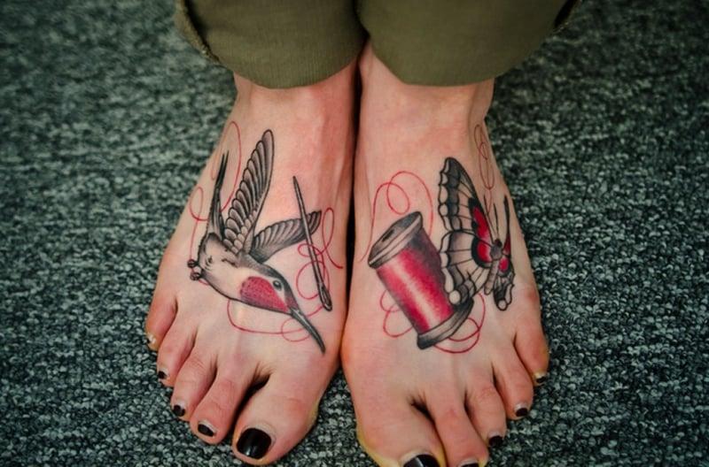 tattoo-kolibri-tattoo kolibri