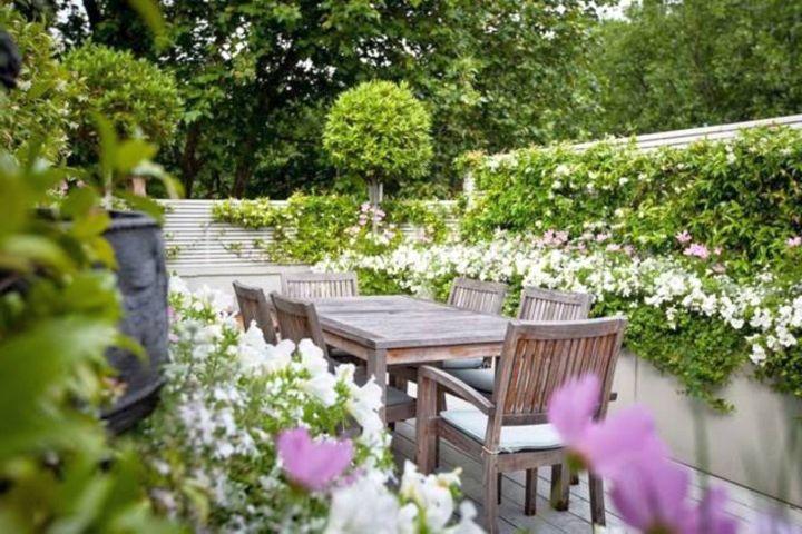 Terrassenbepflanzung Tipps und Ideen