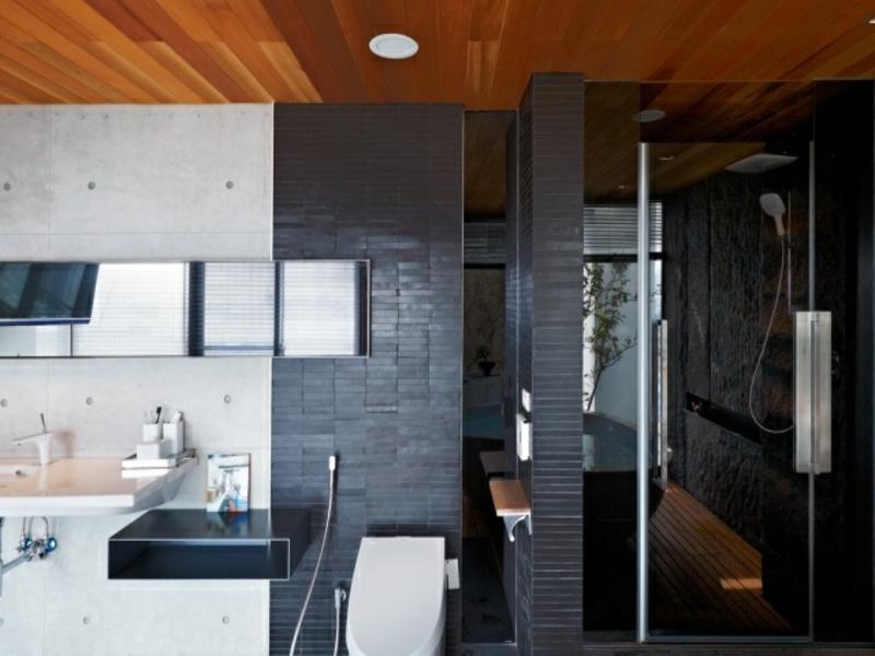 50 ideen f r das kleine traumbad badezimmer innendesign zenideen. Black Bedroom Furniture Sets. Home Design Ideas