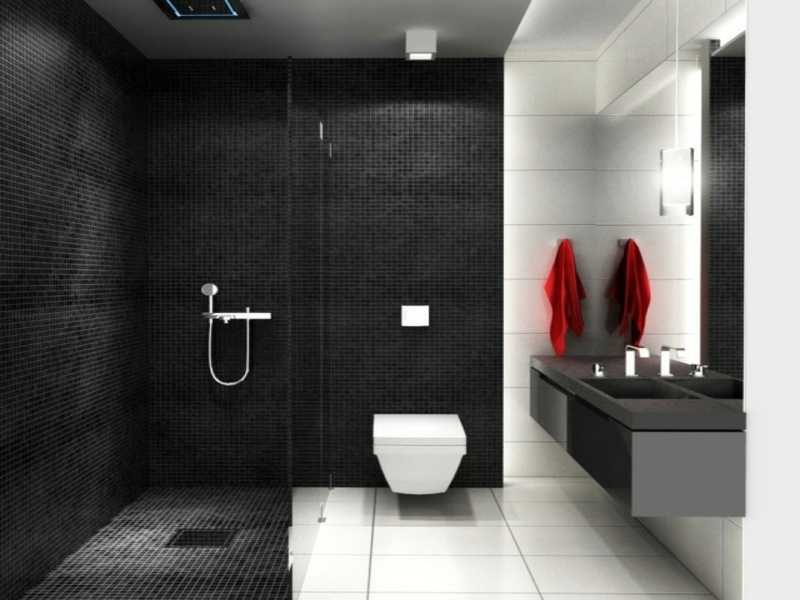 50 ideen f r das kleine traumbad badezimmer innendesign for Kleine dusche einrichten