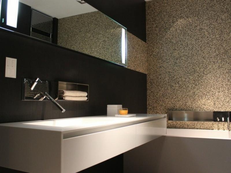 mosaik fliesen in steinoptik innenr ume und m bel ideen. Black Bedroom Furniture Sets. Home Design Ideas