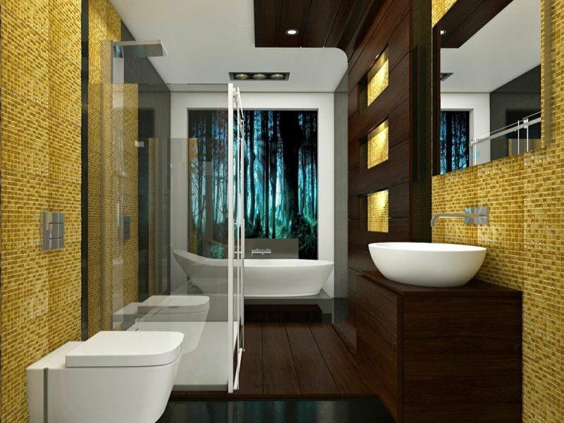 50 ideen f r das kleine traumbad badezimmer innendesign