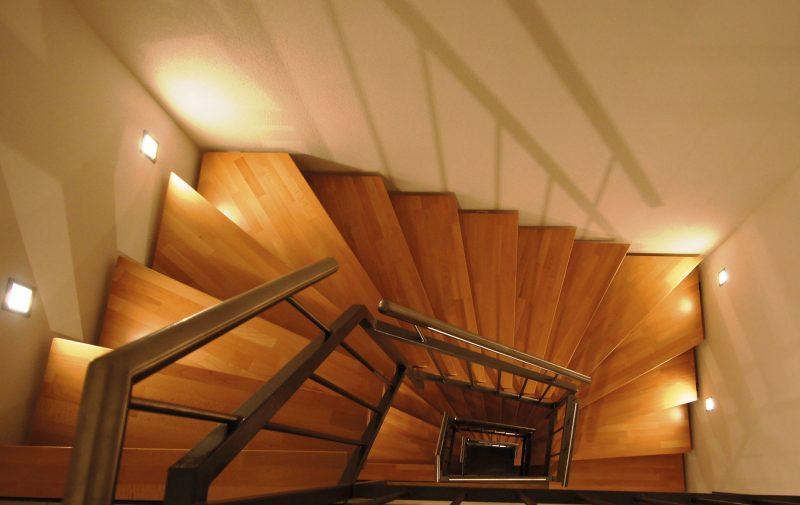 Led Treppenbeleuchtung Innen: 25 Ideen Für Die Gestaltung - 2015 ... Ideen Treppenbeleuchtung Aussen