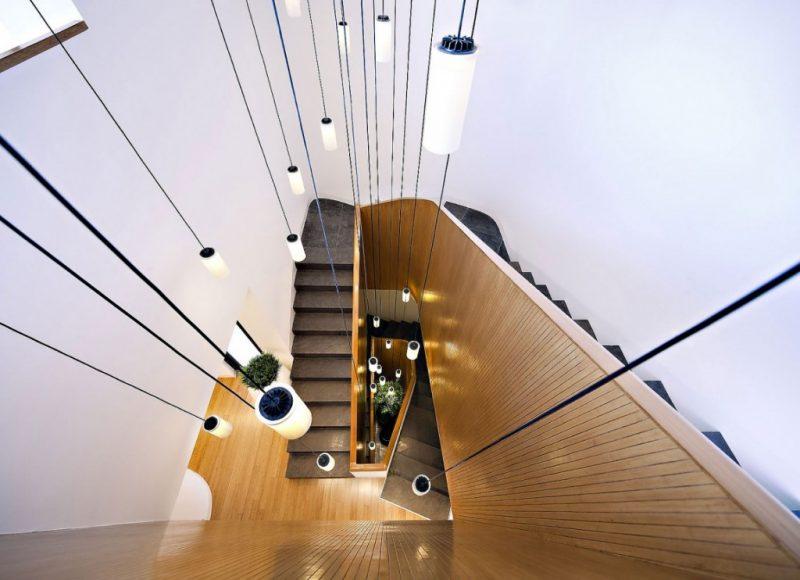 Treppenbeleuchtung Kombination