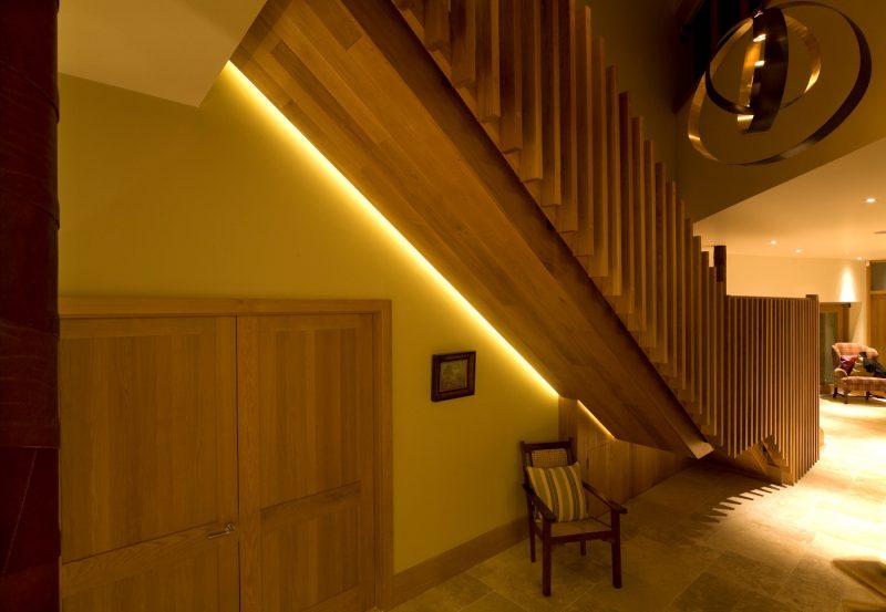 Treppenbeleuchtung LED
