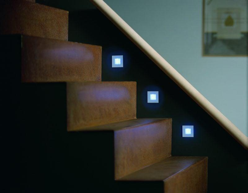 Treppenbeleuchtung Wand