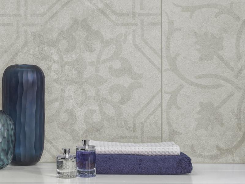 villeroy und boch fliesen kollektion newtown blumen und formen. Black Bedroom Furniture Sets. Home Design Ideas