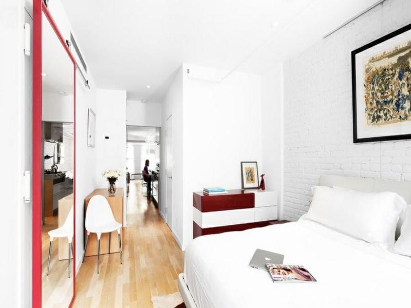 25 ideen f r wanddesign mit wei en ziegeln - Wanddesign farbe ...