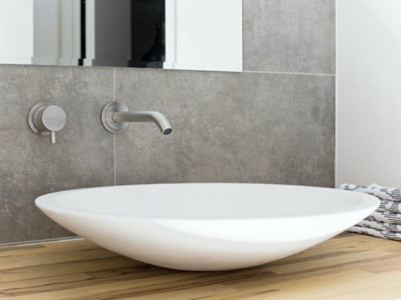 badideen für minimalistisches waschbecken