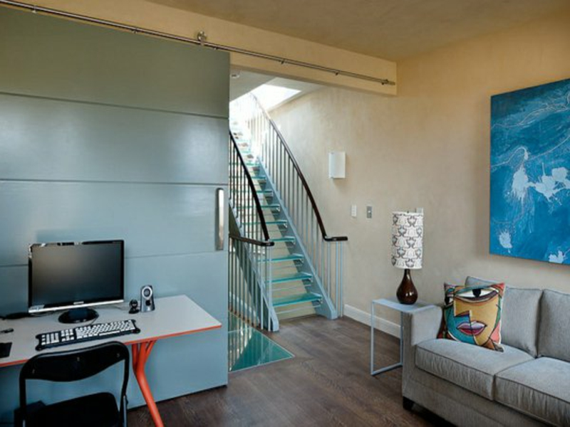 Gerade Treppe Im Wohnzimmer. Stunning Wohnzimmer Grundriss Ideen ...