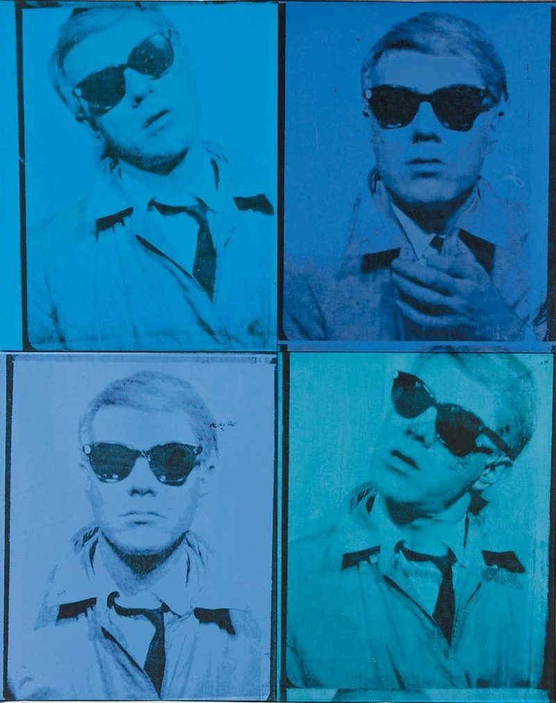 Andy Warhol Werke