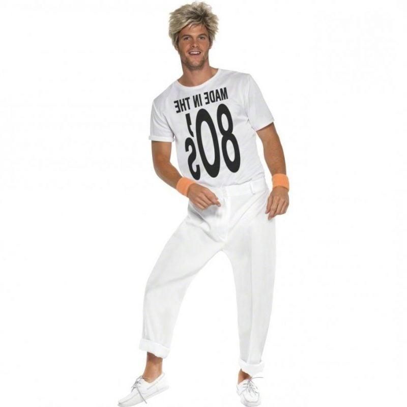 80er Kostüm Herren