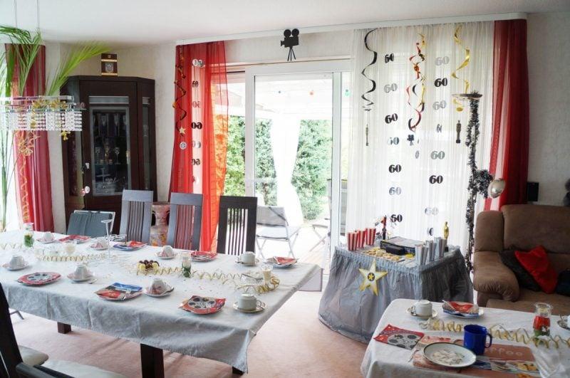 80er party häuslich