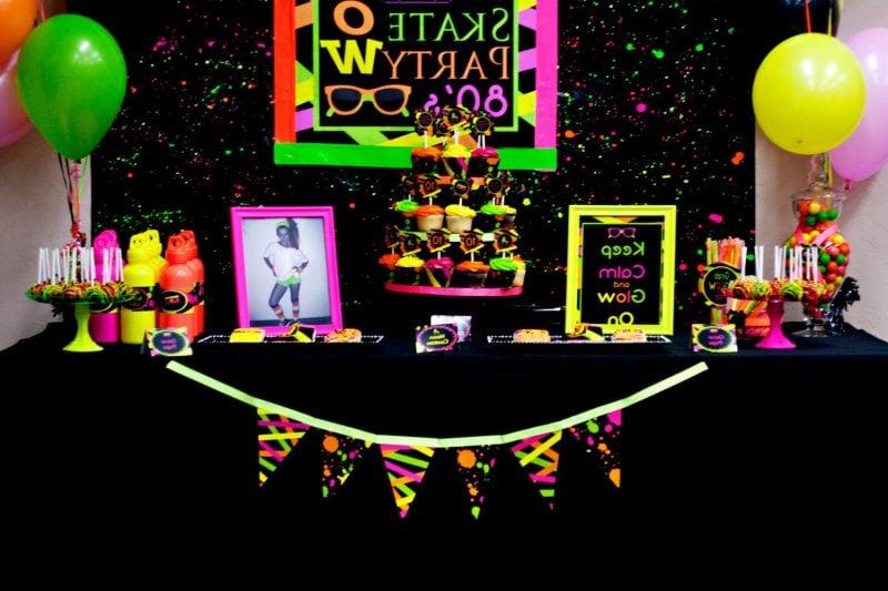 4 tipps und tricks f r eine bezaubernde 80er party deko for Partydekoration berlin
