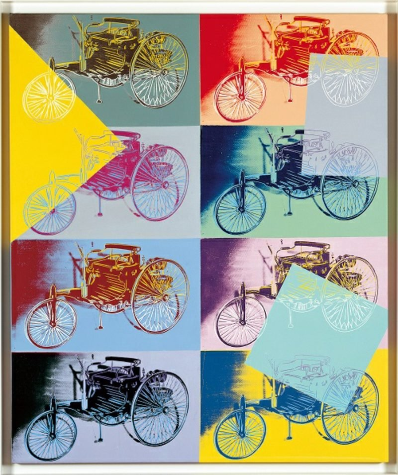 Andy-Warhol-Benz-Patent-Motorwagen-Nachweis-Daimler-AG-The_Andy_Warhol_Foundation_for_the_Visual_Arts-resized