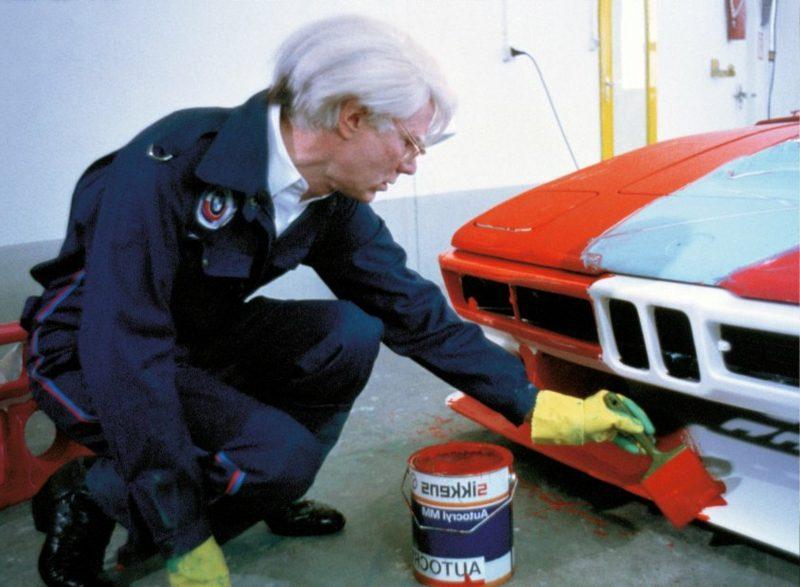 Andy Warhol Art Car 1979