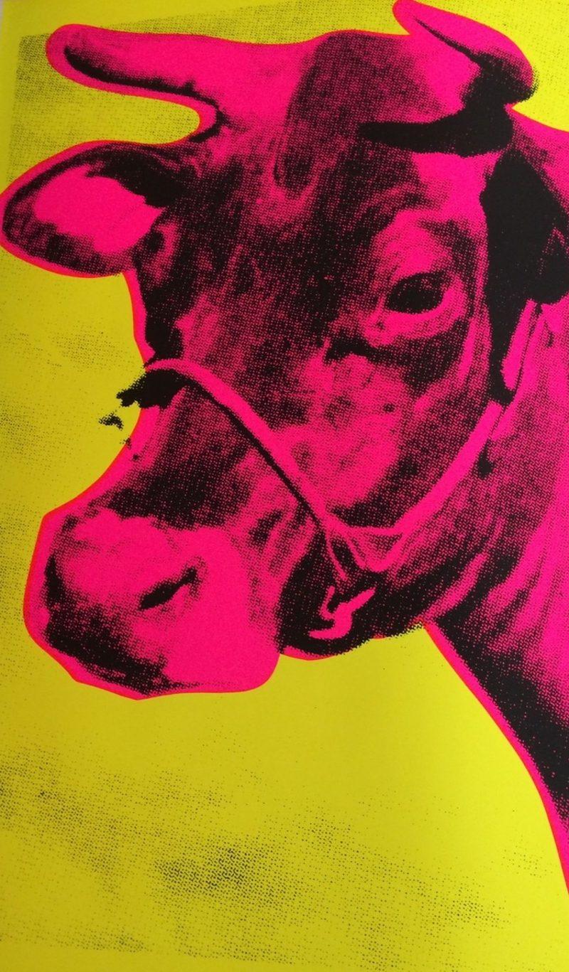 Andy-Warhol_Cow