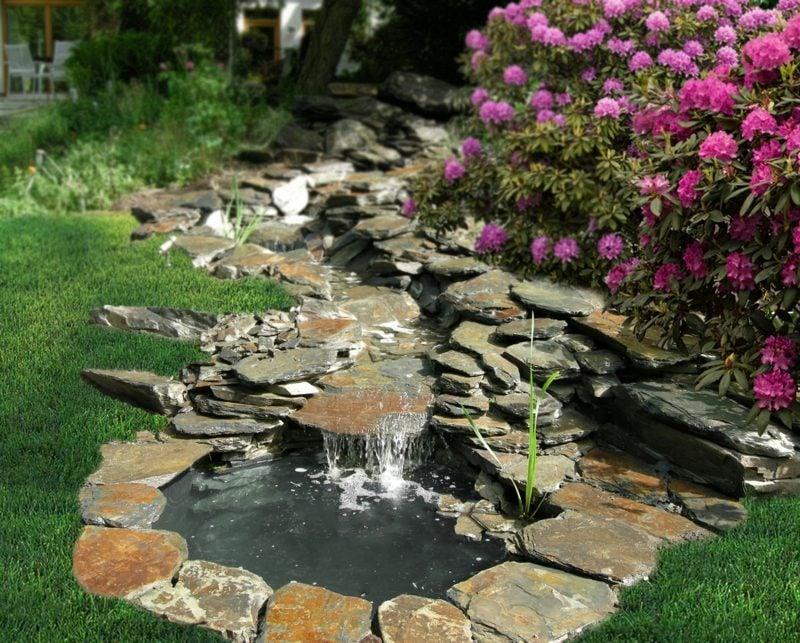 Garten kreative Gestaltungsideen