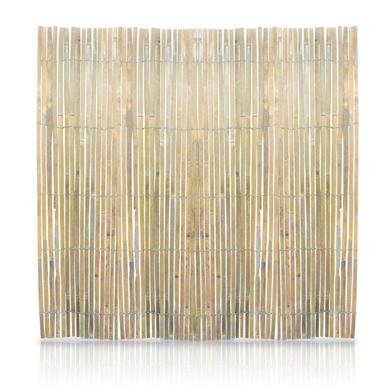 Bambuszaun Design