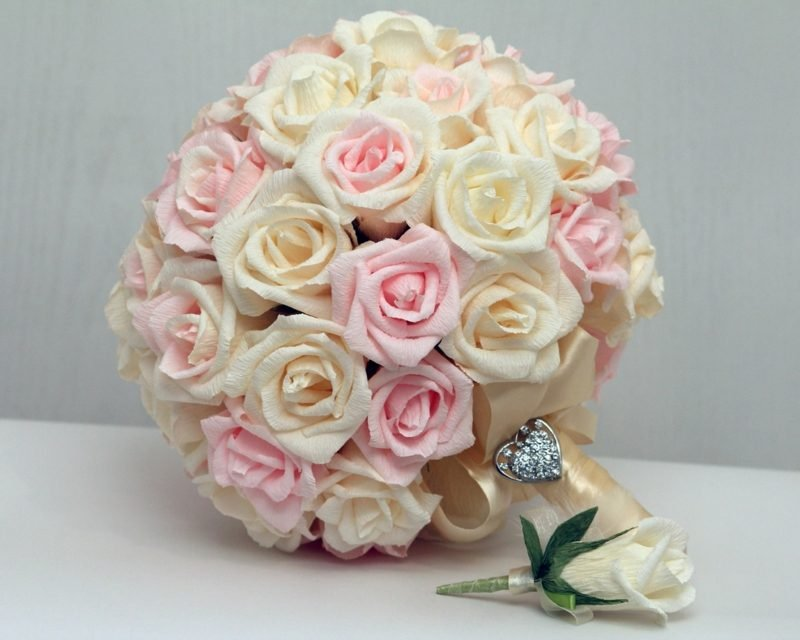 Blumengestecke-Hochzeit-Flower-Bouquets-For-Weddings-as-wedding ...