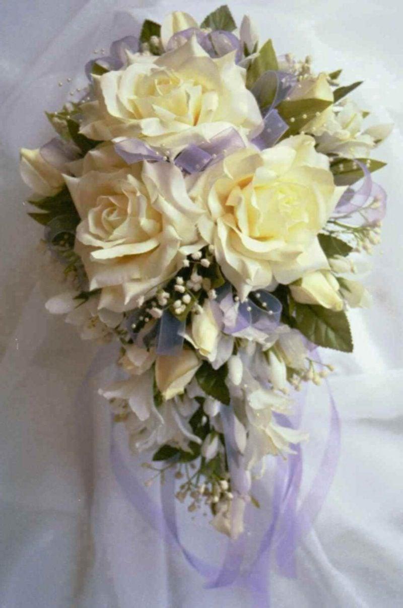 Blumengestecke-Hochzeit-wedding-flowers-bridal-bouquet-l ...
