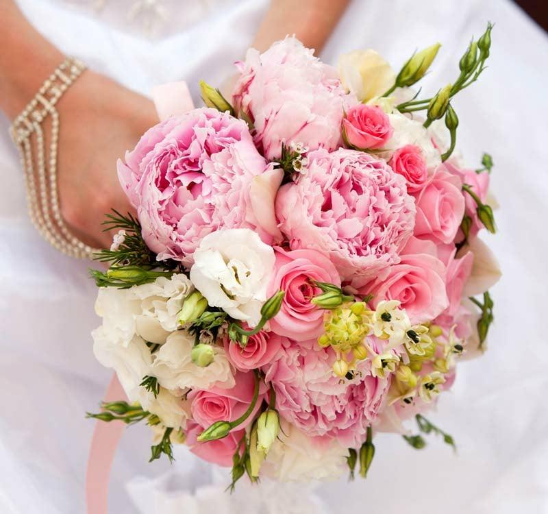 Brautstrauβ Ideen Hochzeitsgestaltung