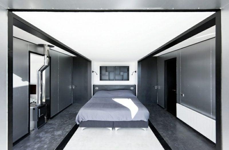 Schlafzimmer Container Haus