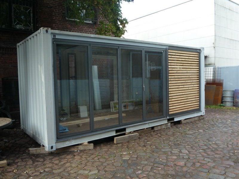 kreative Designideen Container Haus