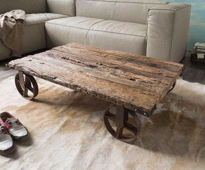 Treibholz Möbel kreative Designideen