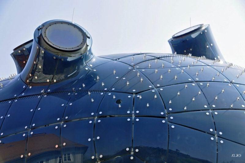 organische Architektur inspirierende Beispiele