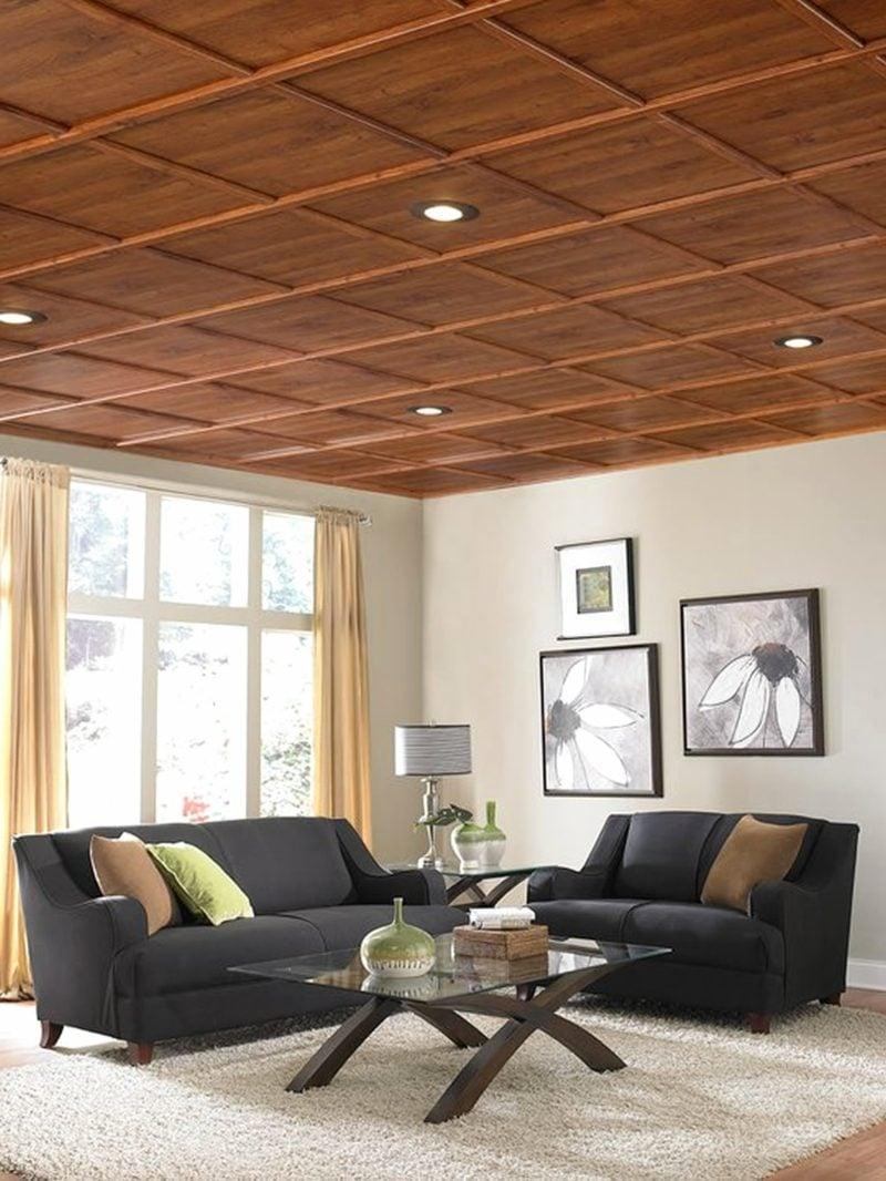 die holzdecke die perfekte deckengestaltung architektur innendesign zenideen. Black Bedroom Furniture Sets. Home Design Ideas