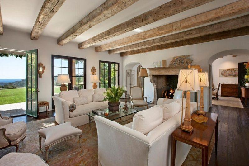 Die Holzdecke die-perfekte Deckengestaltung