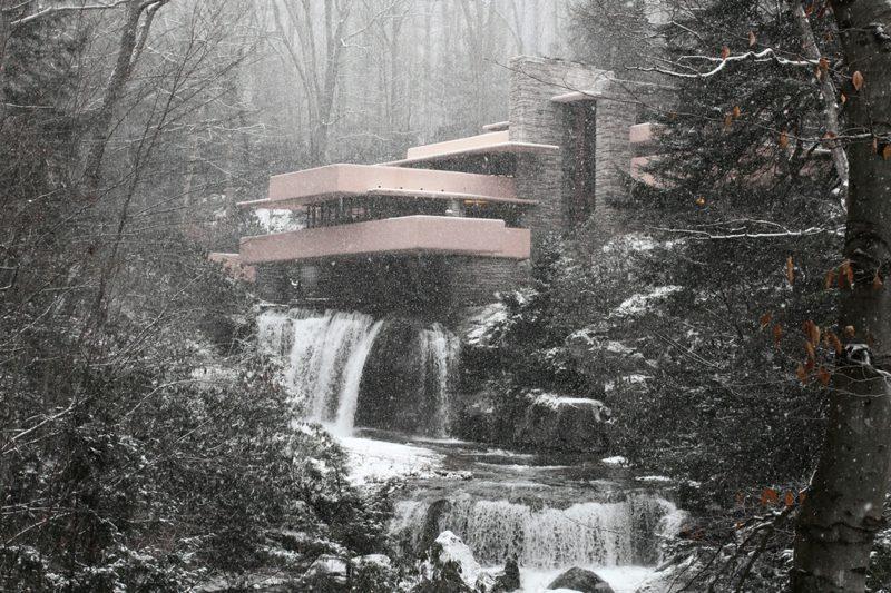 das Ferienhaus der Familie Kaufmann Winter