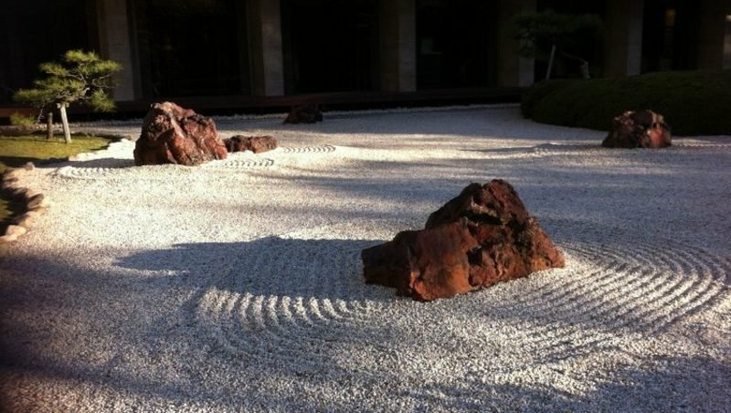 Garten Gestaltungsideen nach Feng Shui