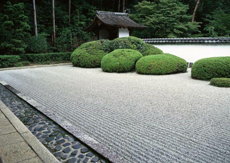 Gartenweg Feng Shui