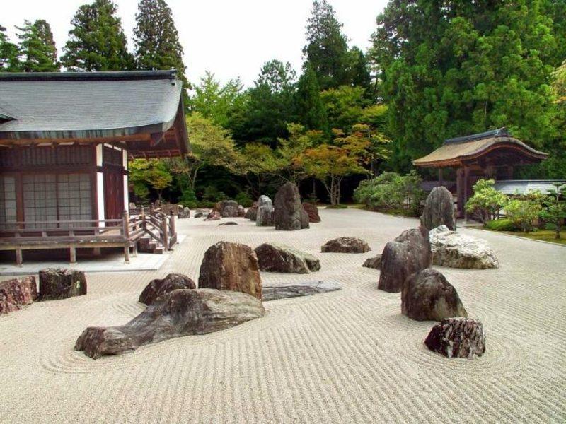 Feng Shui Garten Landschaftsbau