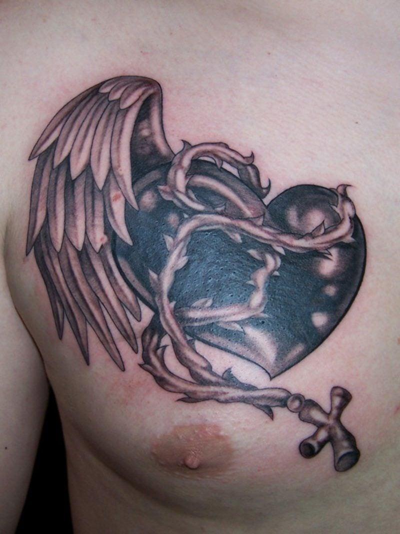 Herz Tattoo