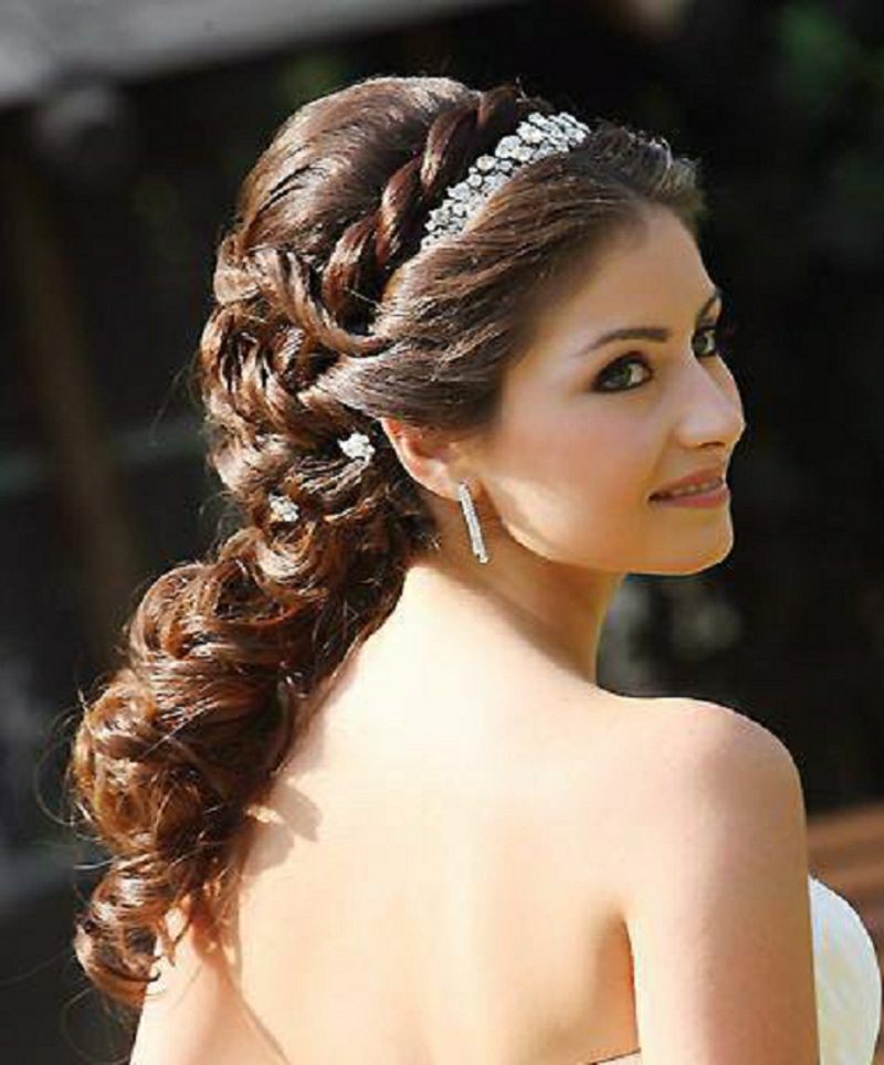 Hochzeitsfrisuren Wedding Hairstyles