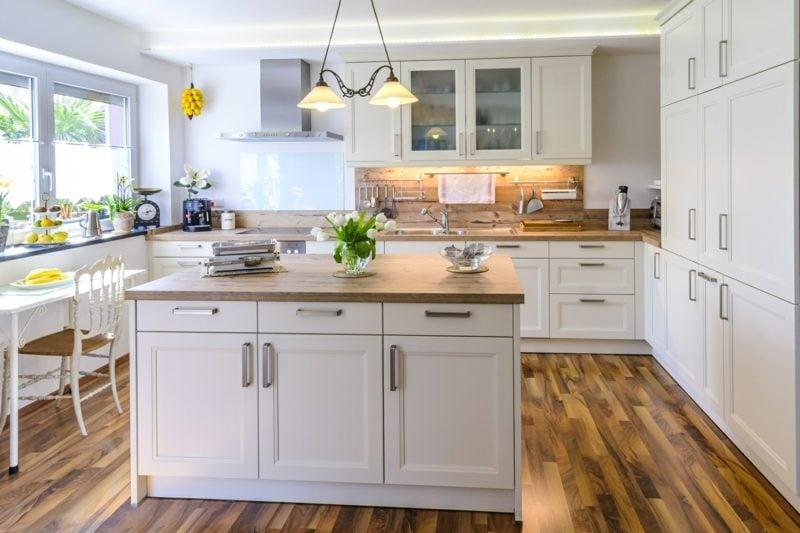 Kücheninsel klassisches Design