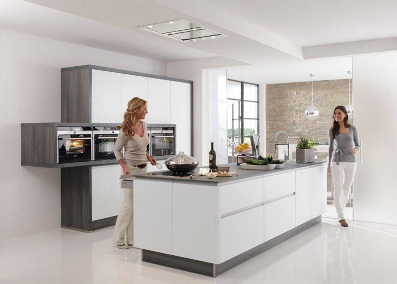 Kücheninsel modernes und funktionales Design