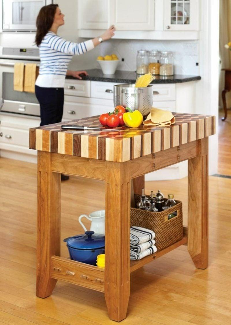 Kücheninsel originelles Design