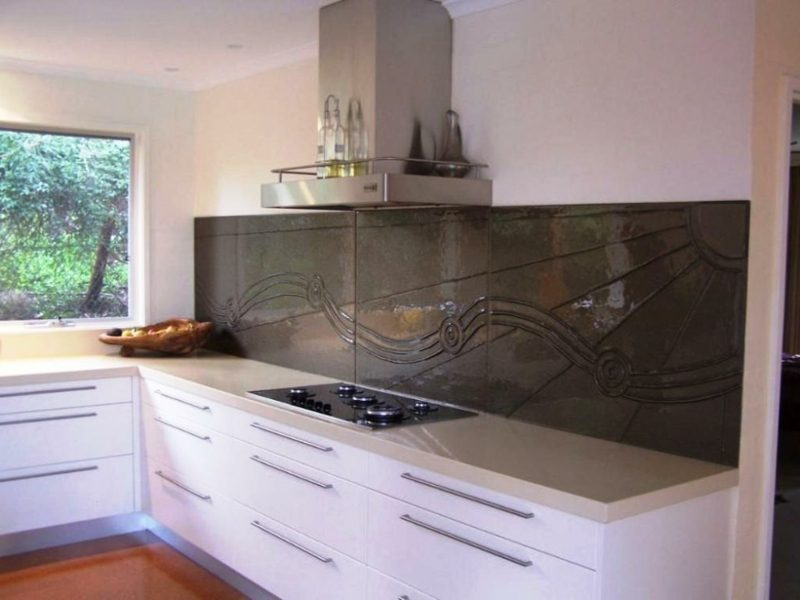 Küchenrückwand Ideen Und Coole Tipps Küche ZENIDEEN - Küchenrückwand über fliesen