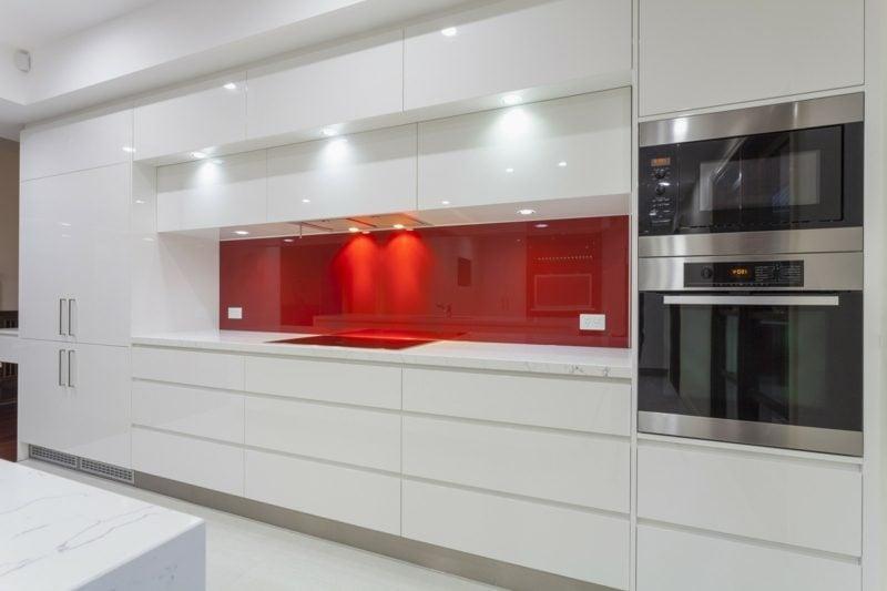 Küchenrückwand Ideen und coole Tipps Küche ZENIDEEN