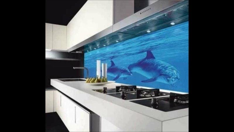 Toll Download 30 Ideen Kuchenruckwand Gestaltung | Villaweb, Kuchen Deko