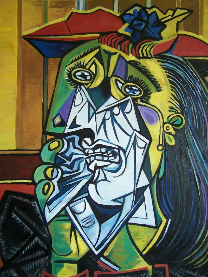 Kubismus Merkmale Pablo Picasso